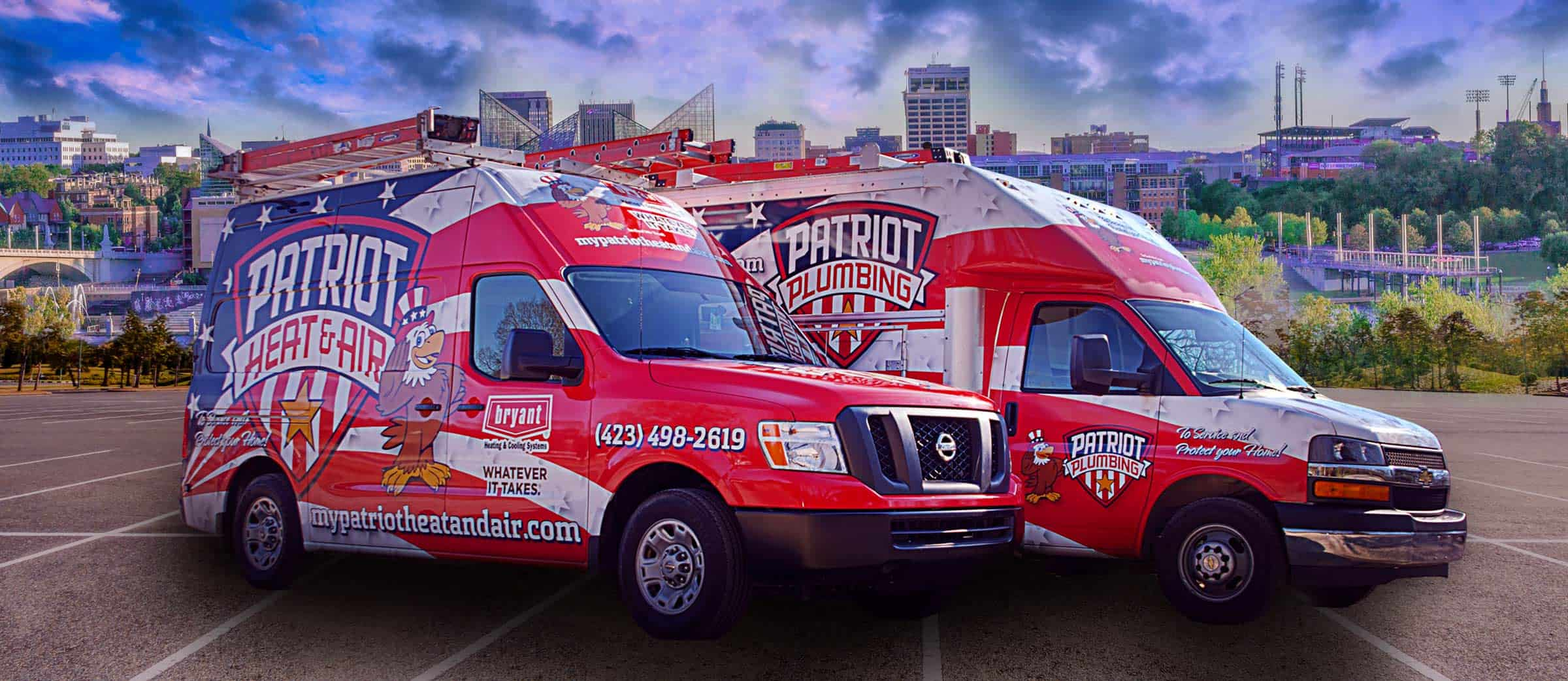 Plumbing Services Plumber in Chattanooga, TN | Patriot Plumbing | Plumber in Cleveland, TN Newsletter Sign Up